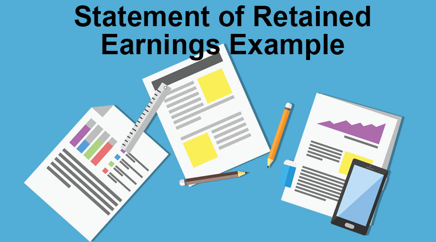 What is a statement of retained earnings?