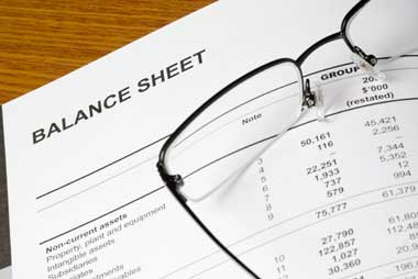Balance sheet formula and definition