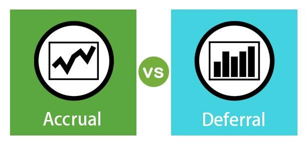 Accruals and Deferrals — What is the difference